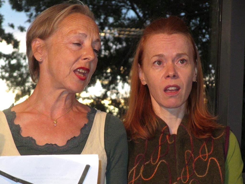 Ruth Geiersberger und Martina Koppelstetter